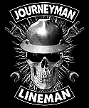 Size-XL-Journeyman-Lineman-Color-Black-Made-in-U.S.A.-Free-Delivery